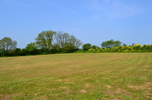 SSTC - £125,000 - Land with Unconverted Barn with PP For Sale in Maxworthy area – click for details