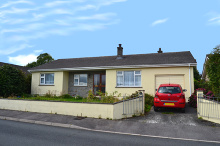 SSTC - £240,000 - 3 Double Bedroom Detached Bungalow For Sale in Launceston area – click for details