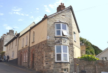 £140,000 - 2 Bedroom End-of-Terrace Period Cottage For Sale in Launceston area – click for details
